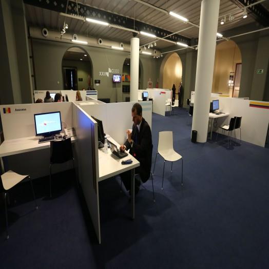 Sala de Exposiciones Primera Planta 4